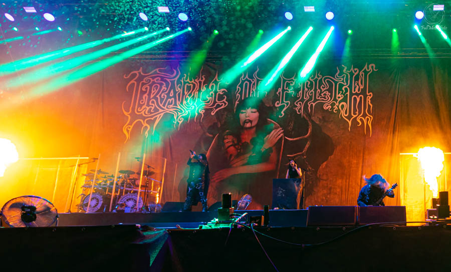 07 Cradle of Filth 2019 Dinkelsbühl