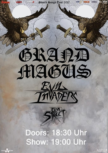 11 Grand Magus Flyer