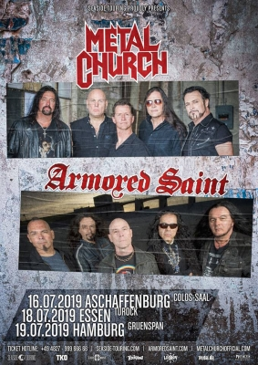 07 Metal Church Flyer